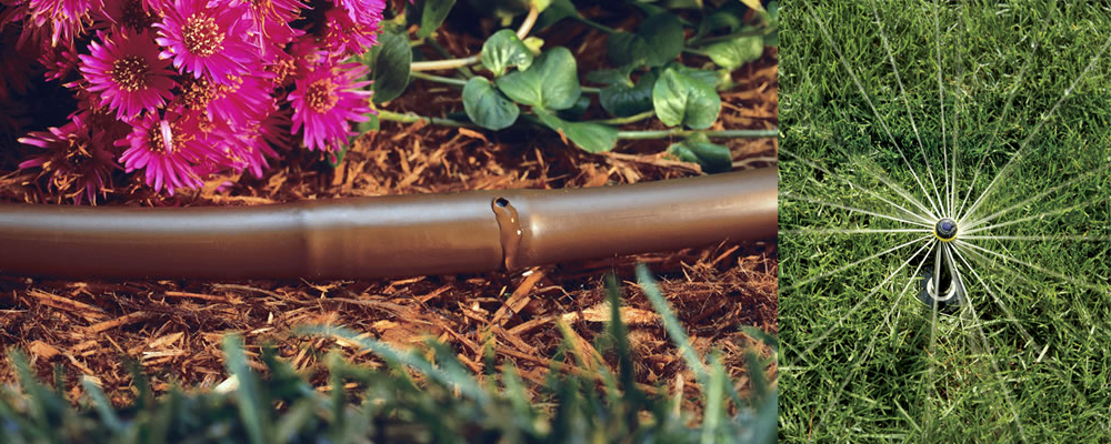 Highly Efficient Irrigation Systems